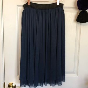 🌵 Long flowy skirt